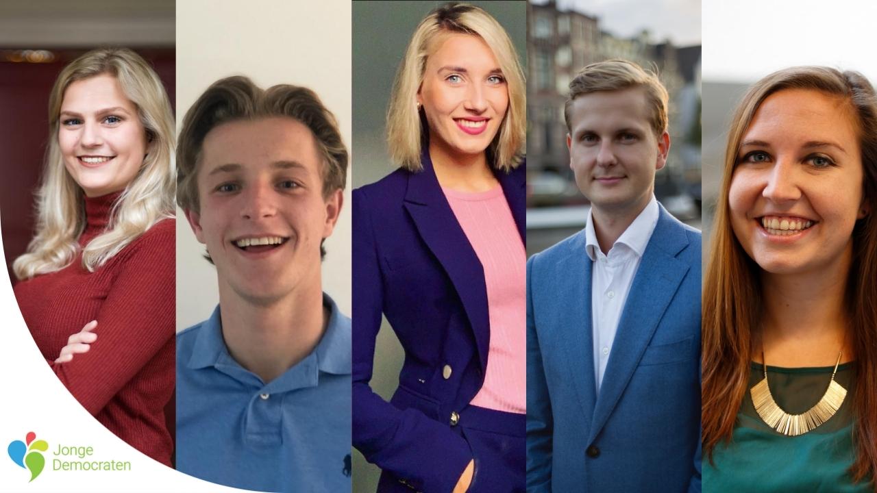 #20InDeTop20 voor de D66-kandidatenlijst!