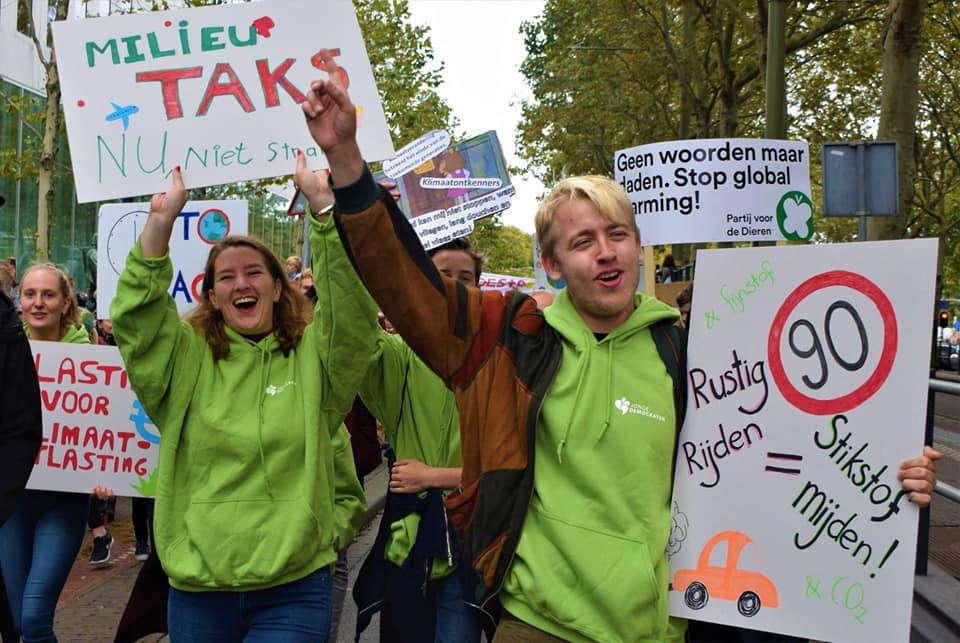 Inclusiviteitsnetwerk & Demonstratieteam!