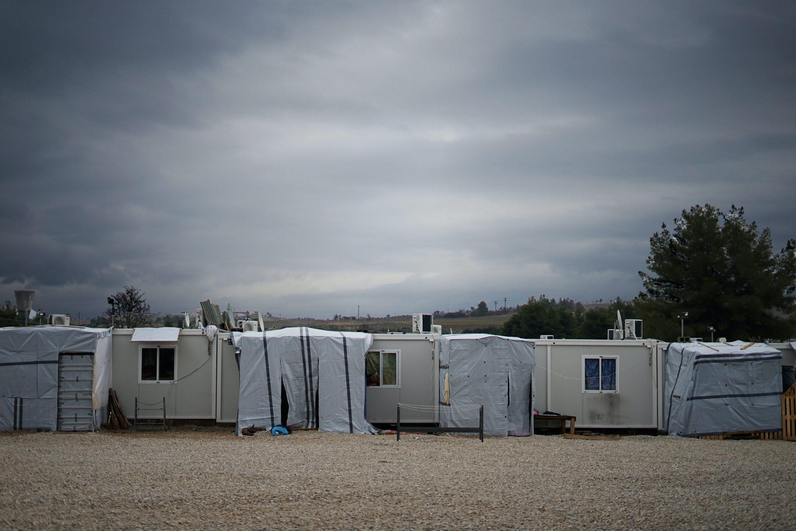 Drama op Lesbos