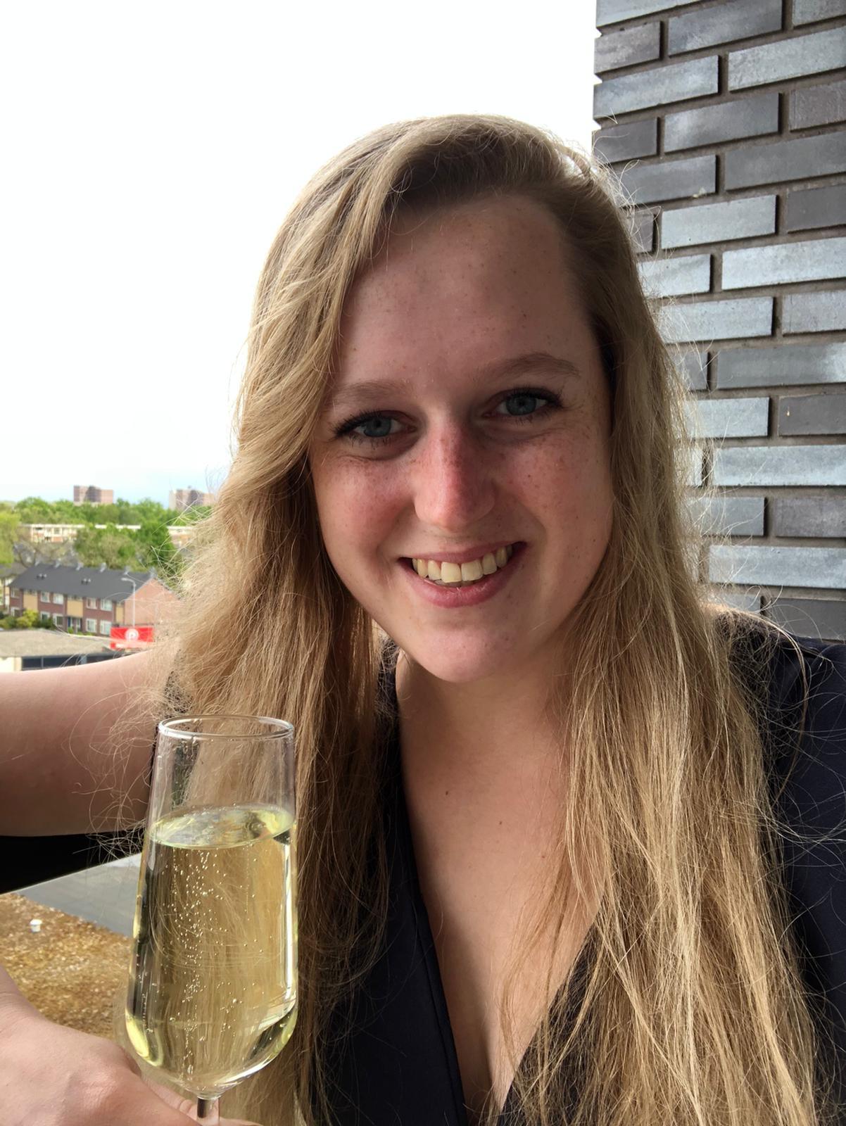 JD'er van de Maand Januari – Annelies Becker
