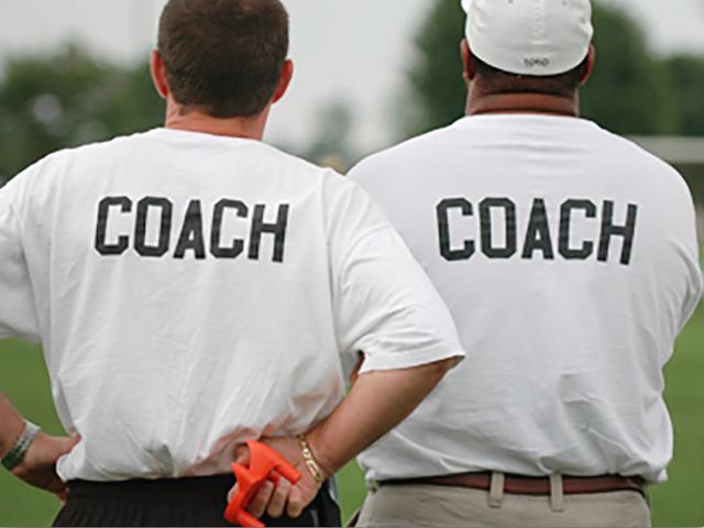 Coaches gezocht!