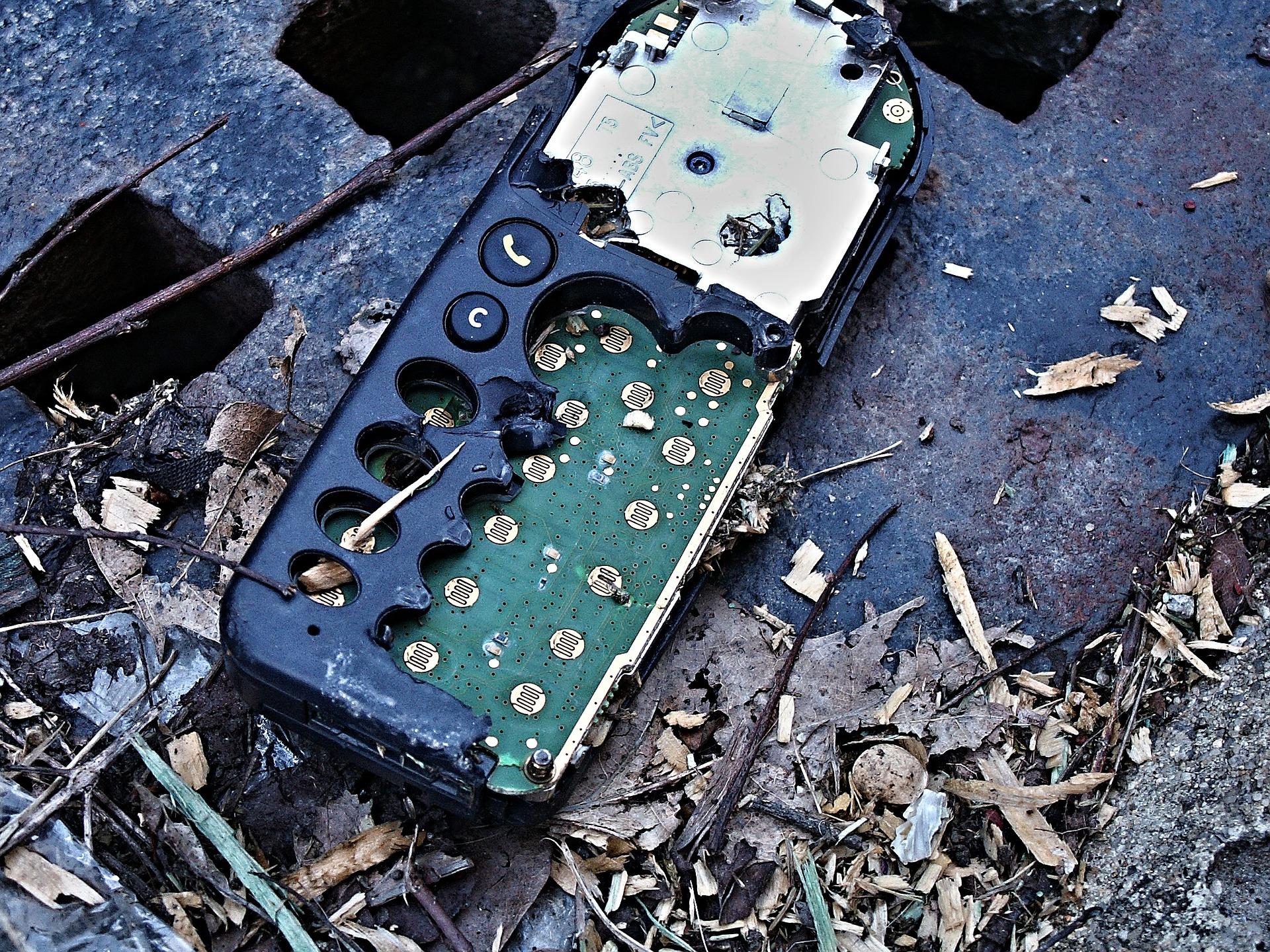 Krijg statiegeld voor jouw oude mobiele telefoon